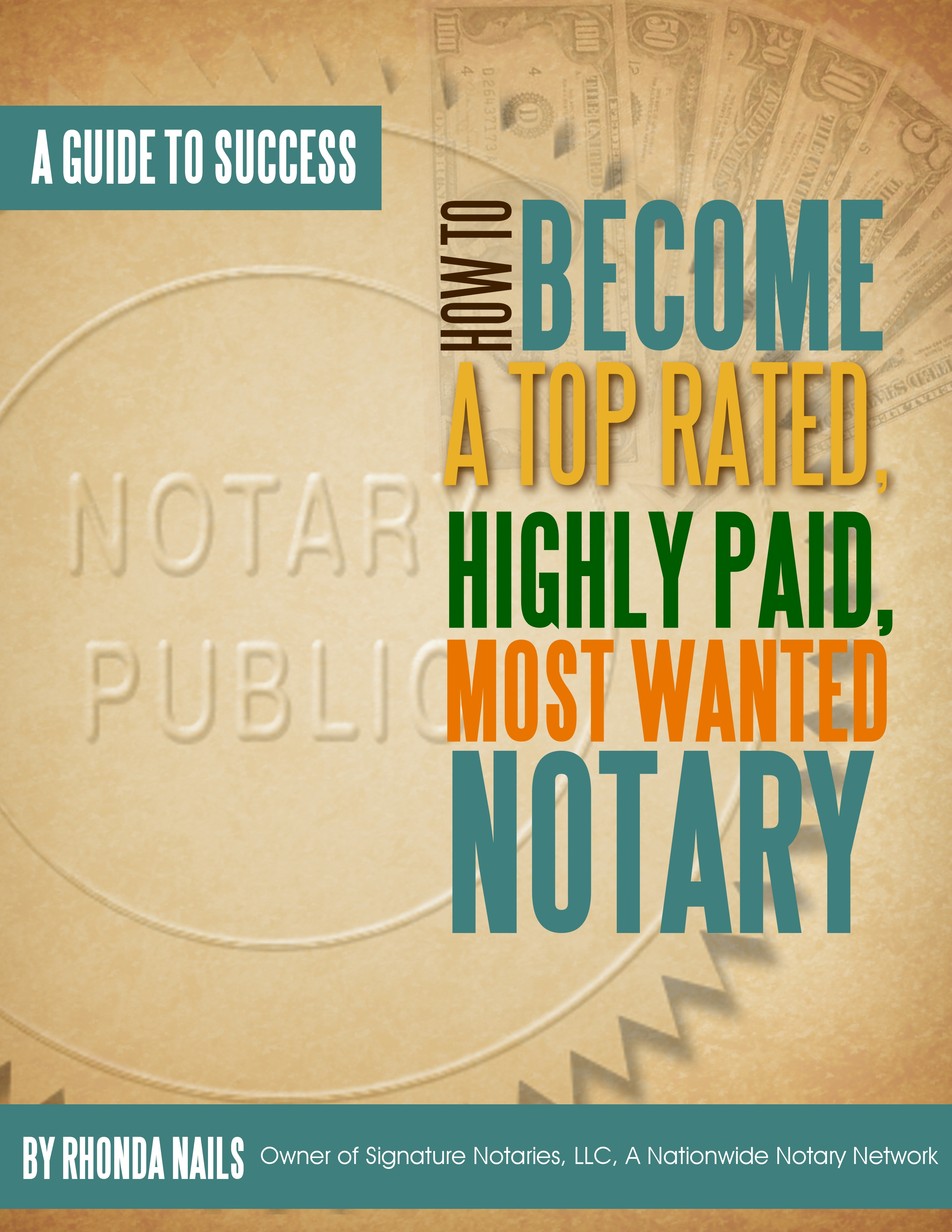 Signature Notaries Account Type: Area Of Expertise: Entrepreneurship: View  Profile Abstracting & Signing Agent Workshops Forming Notary Public  Application